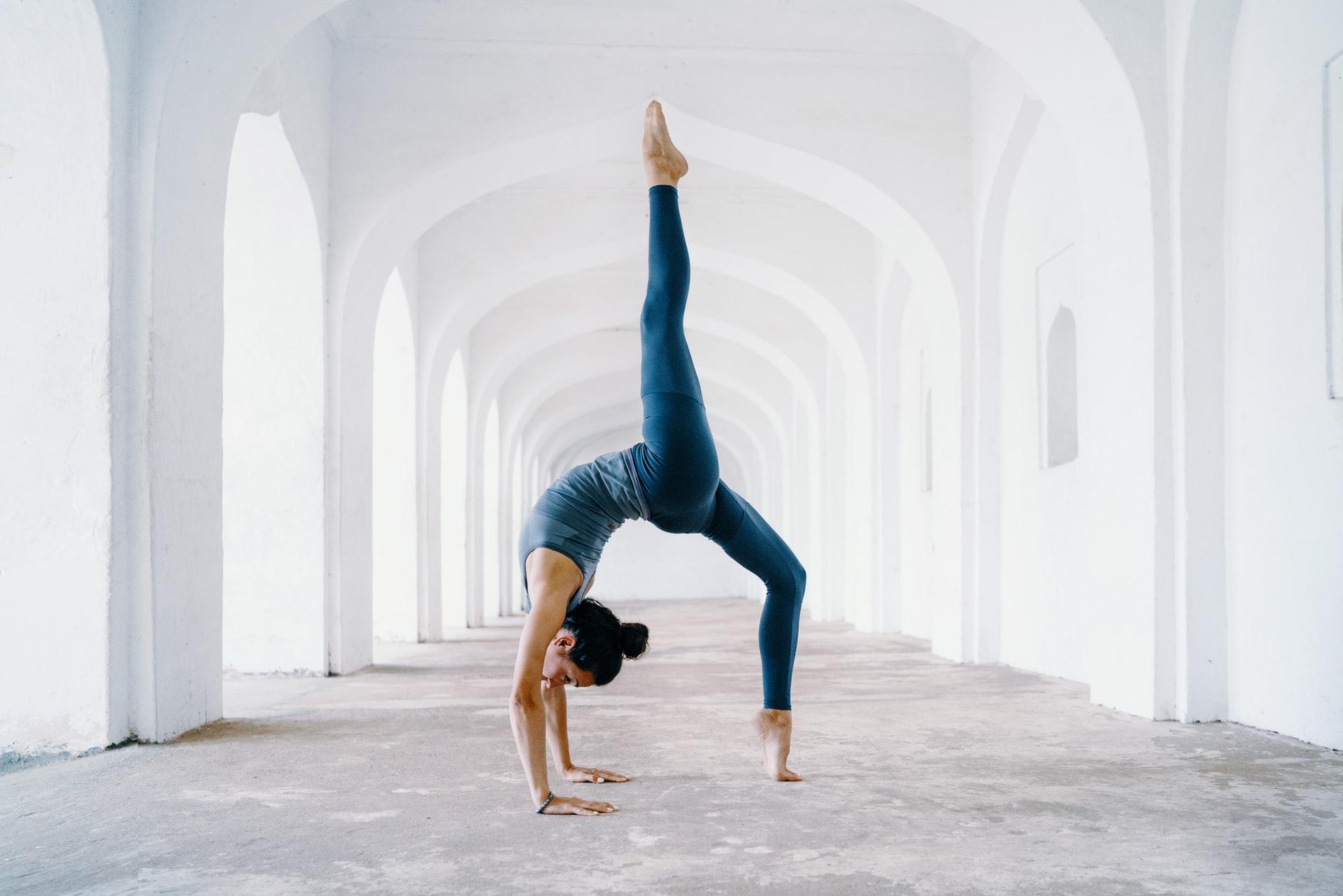 Beneficios de hacer yoga